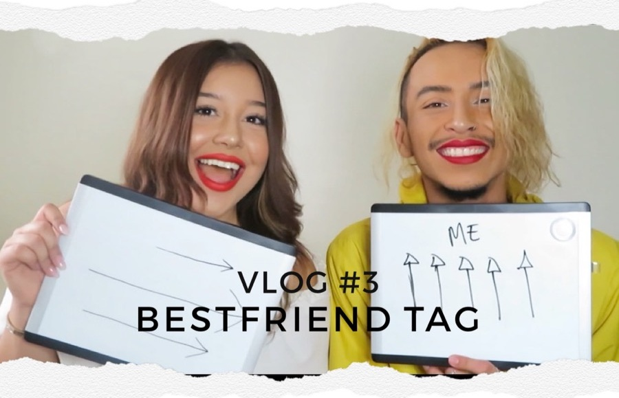 VLOG #3: Bestfriend Tag!