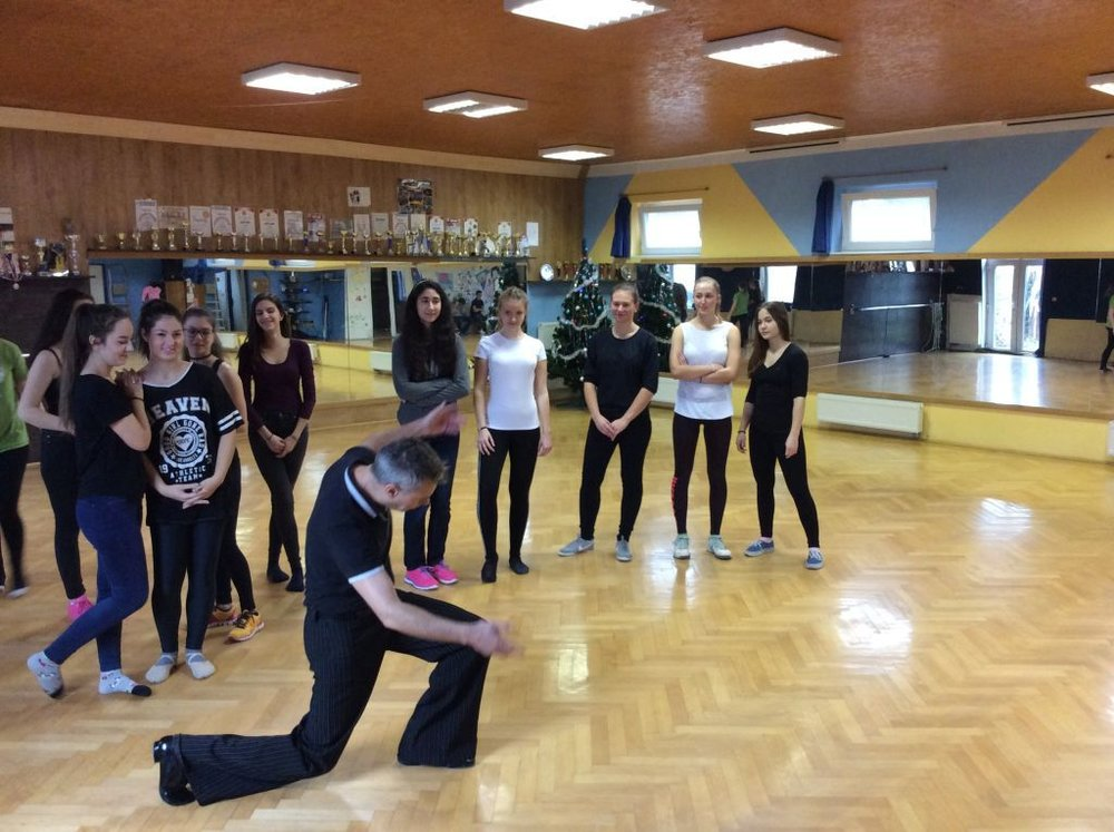 22.12.2015 DANCE STUDIO