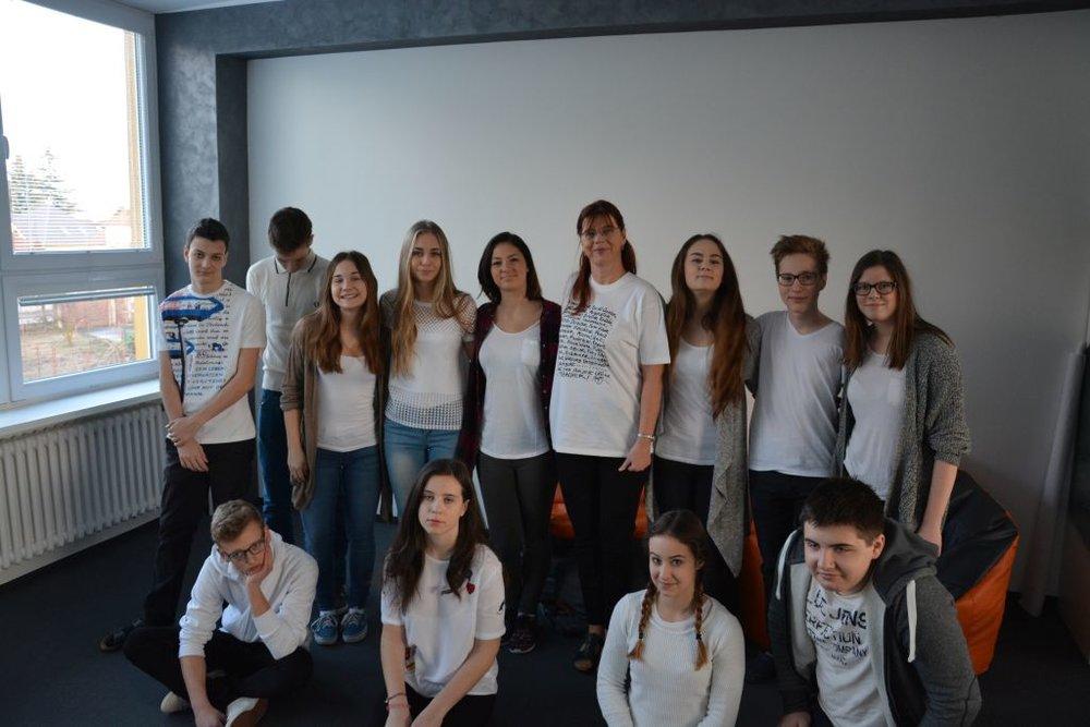 11.2.2016 Deň bieleho trička