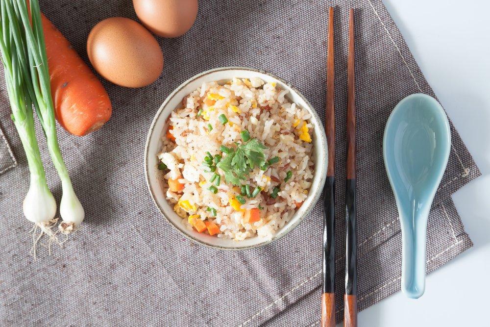 Zeleninové rizoto s tofu syrom - TOP recept mesiaca apríl