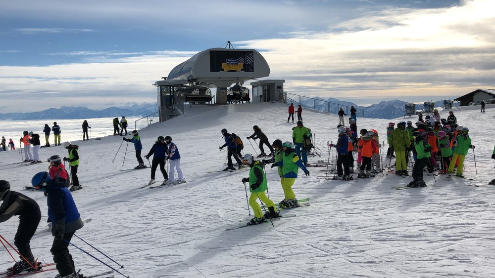 31.01.2019 - Skiing trip 2019