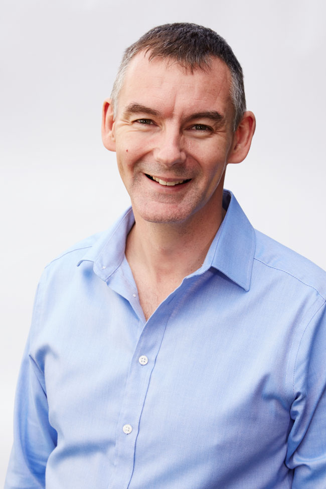 Mark Forty - Practice Principal & Registered Specialist in Orthodontics