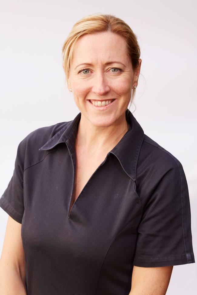 Antonia Burgess - Registered Specialist in Orthodontics