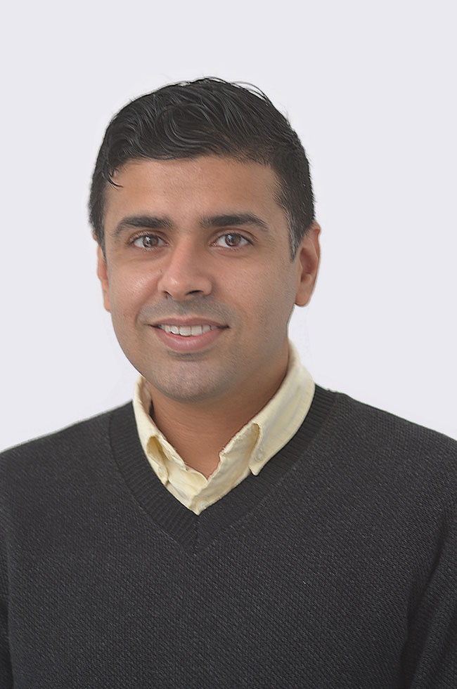 Sunil Farmah - Registered Specialist in Orthodontics