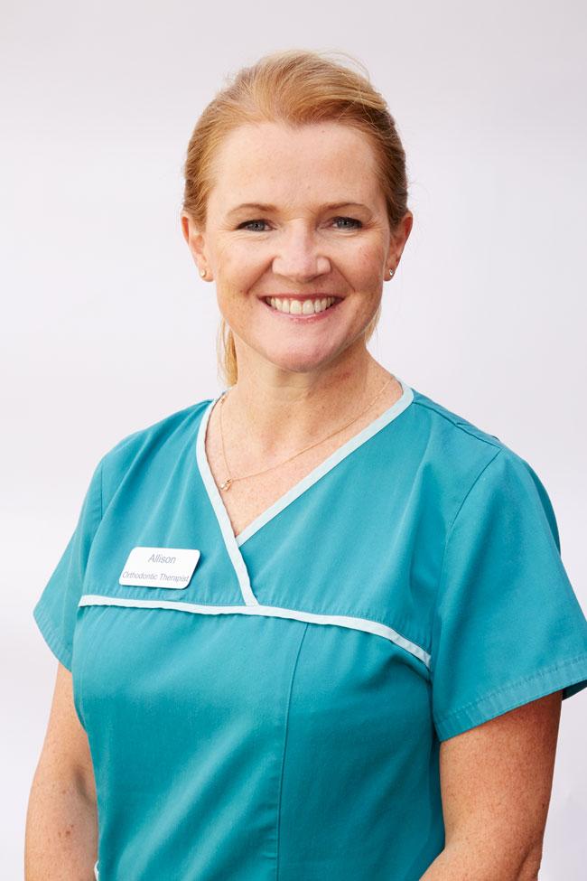 Allison Northover - Orthodontic Therapist