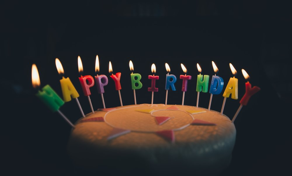 Birthdays and Anniversaries - Click here to find out about the services we offer for birthdays and anniversaries