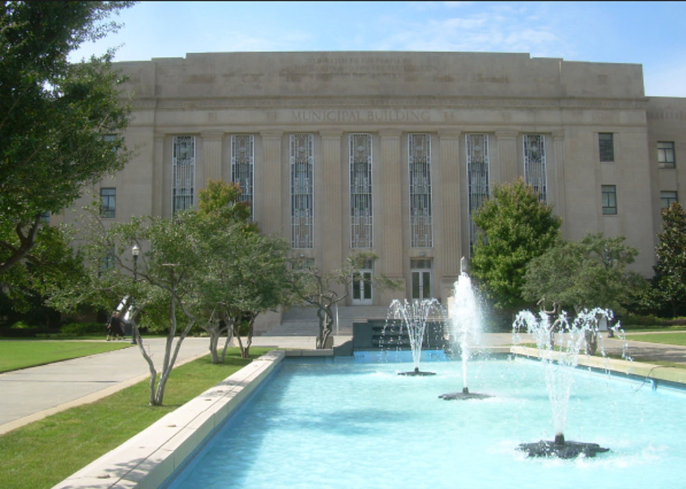 City Hall, Oklahoma City, OK