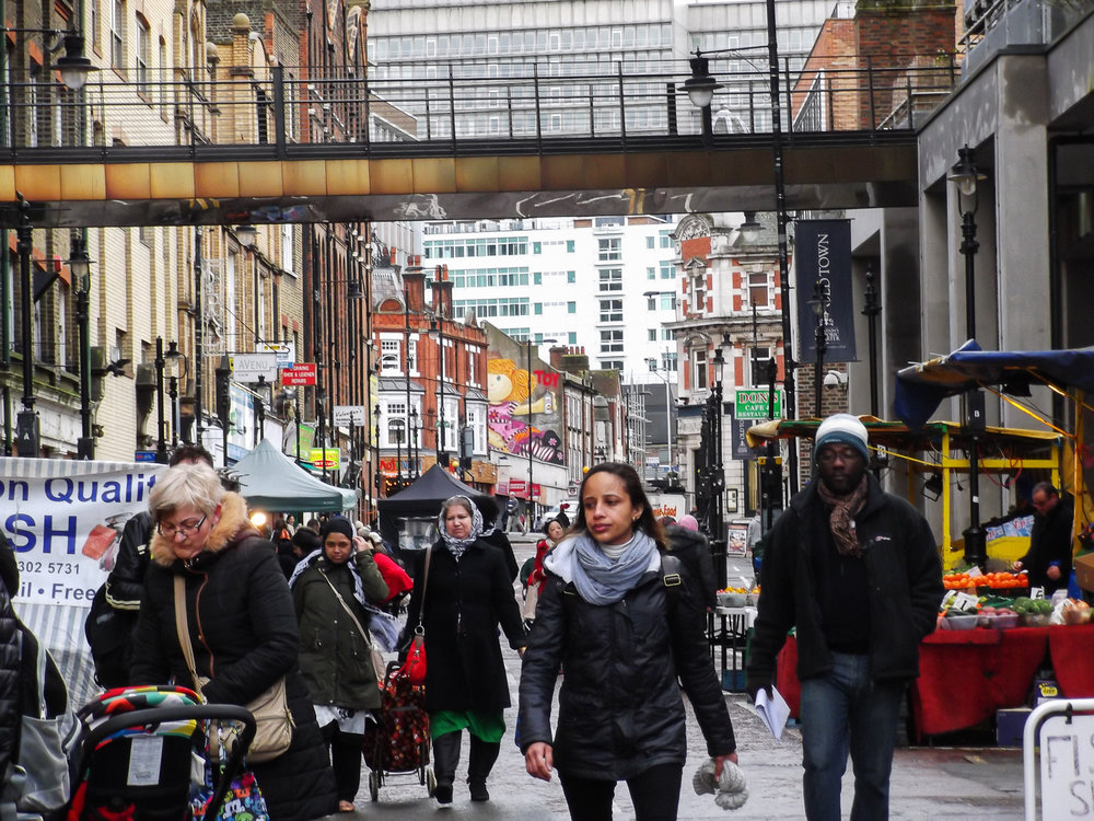 my life in south london -