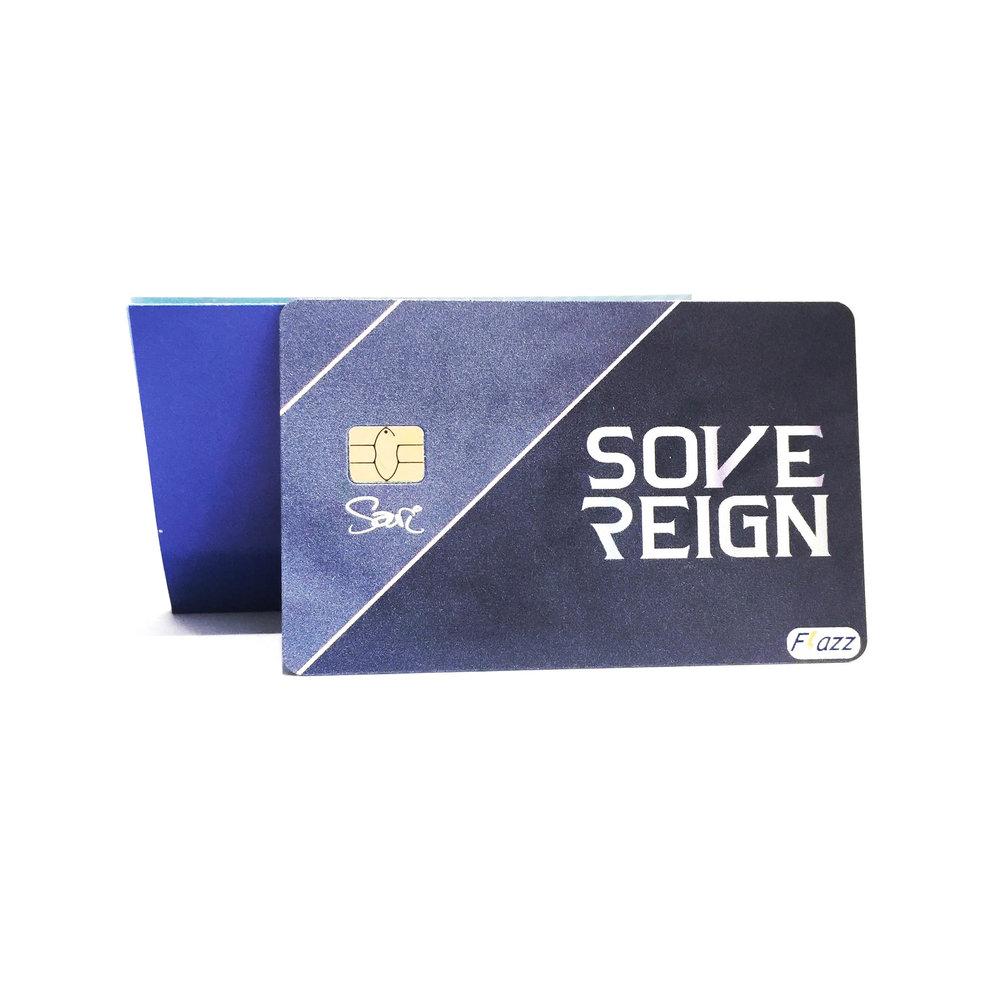 Merchandise Flazz Card Sovereign