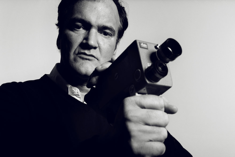 Quentin Tarantino, film director