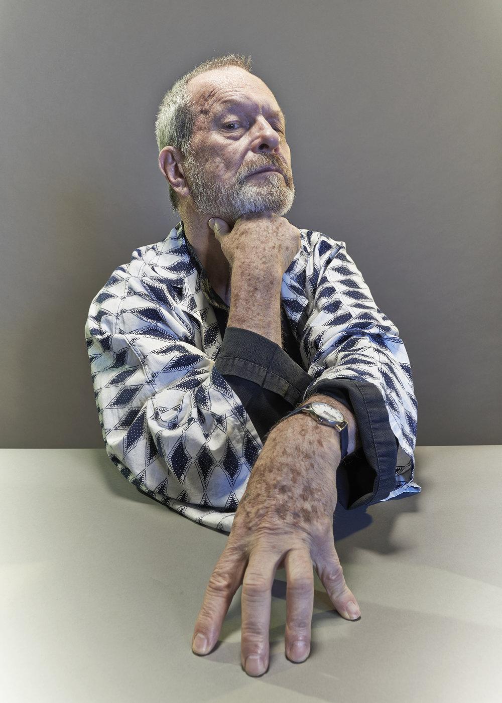 Terry Gilliam, film director