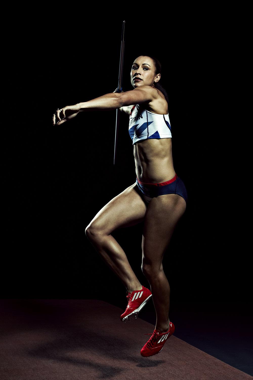 Dame Jessica Ennis-Hill, athlete