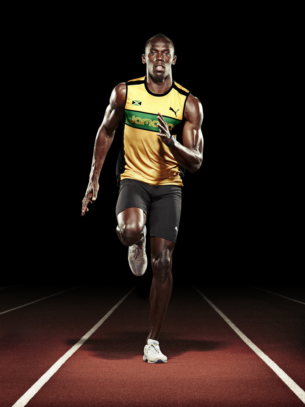 Usain Bolt, athlete