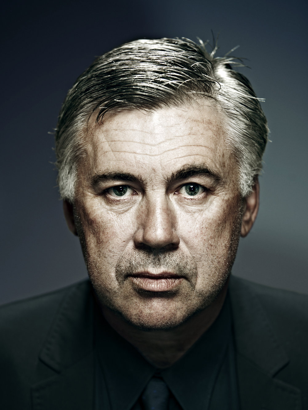 Carlos Ancelotti, football manager