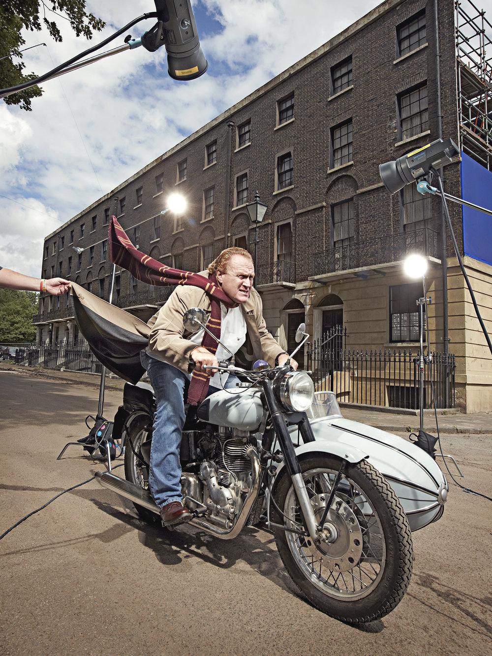 Greg Powell, stuntman
