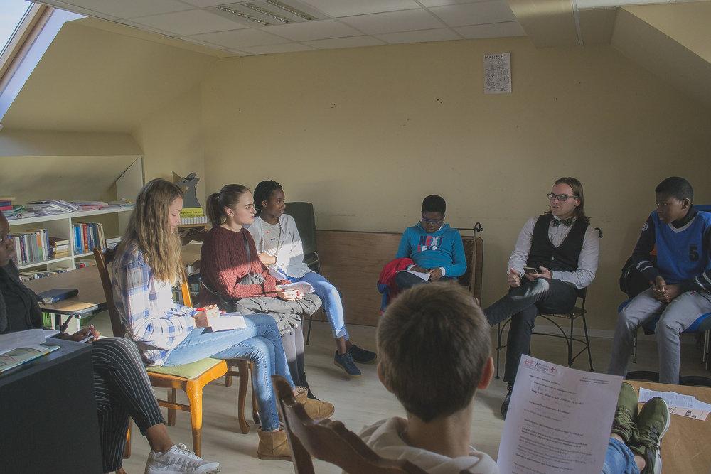 ADOS - Diverses activités conçues pour enthousiasmer nos jeunes