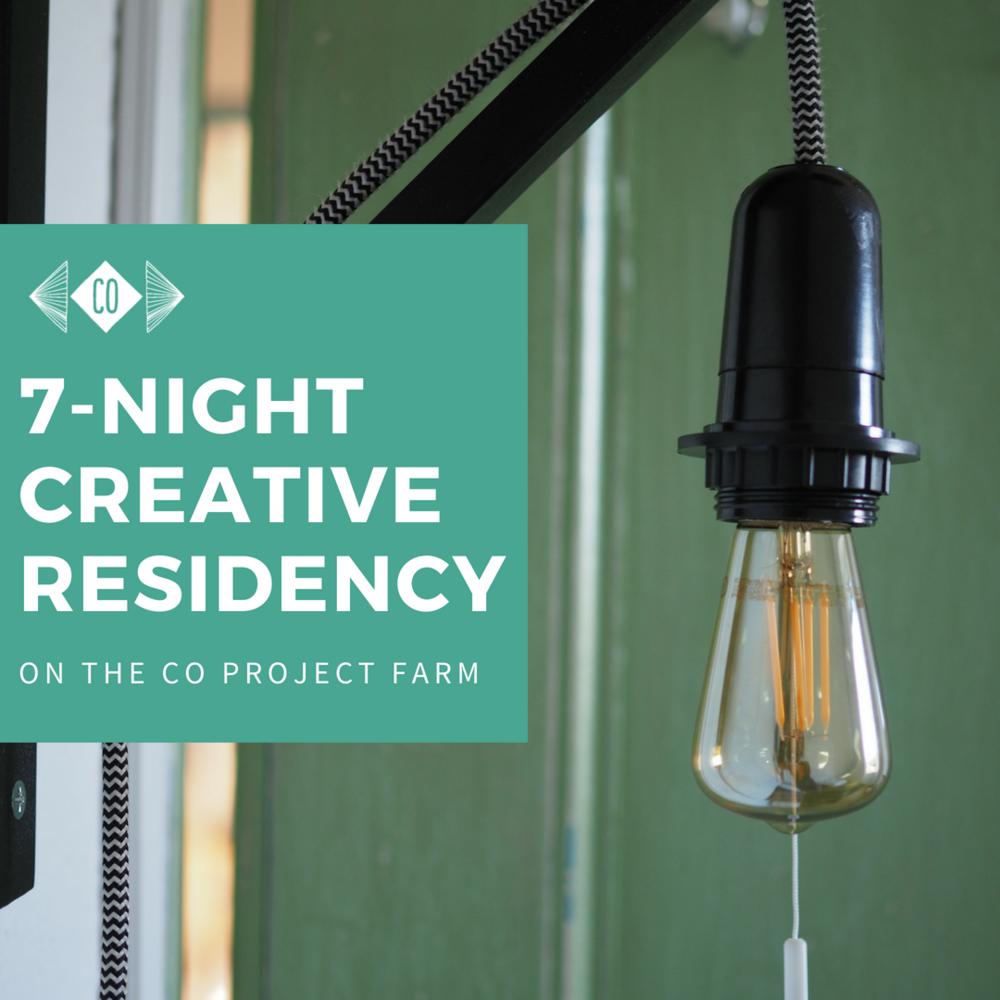 Creative Residency