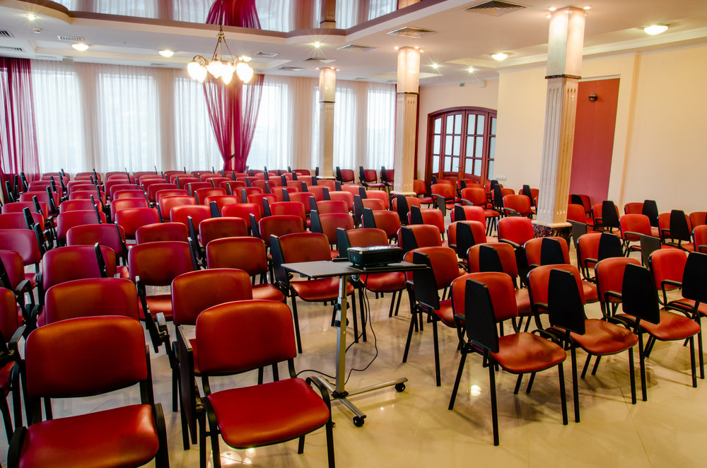 Конференц-зал (130 осіб) - 300,00 грн/годину