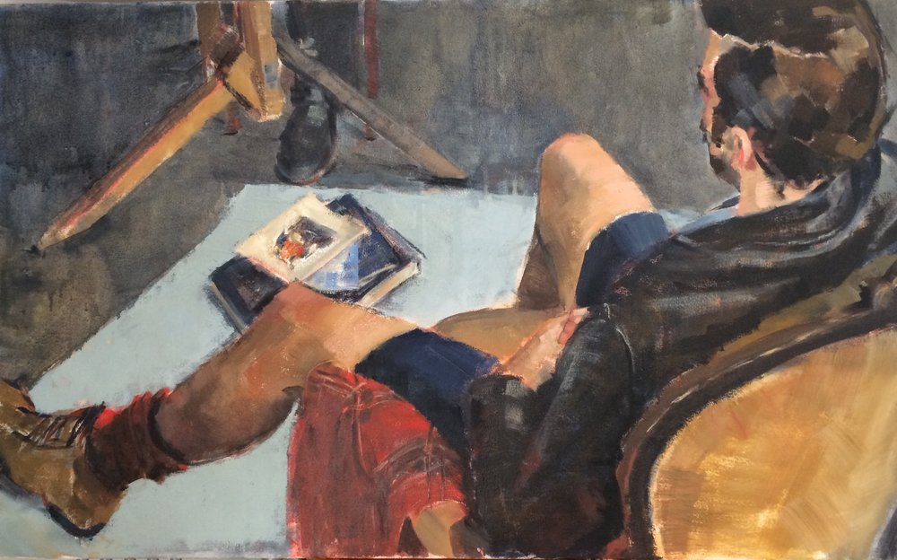 Louis Studio Study