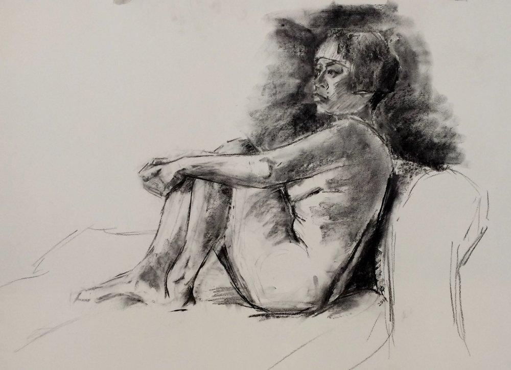 Life sketch