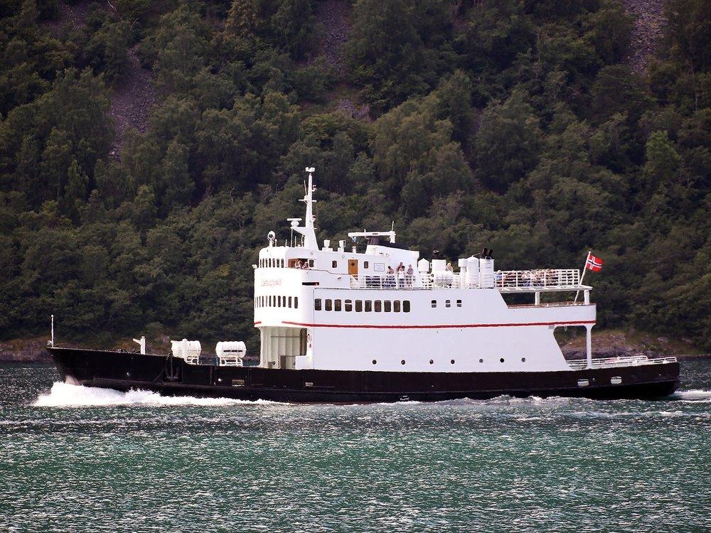 Gudvangen - Lærdal - Price from 350 nok