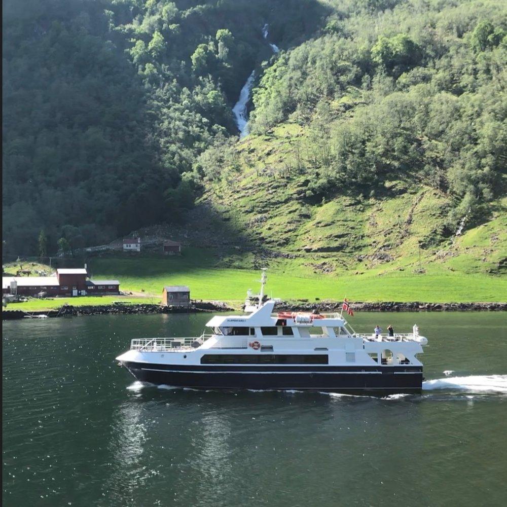 flåm-gudvangen - The NærøyfjordPrices Timetables Buy Ticket