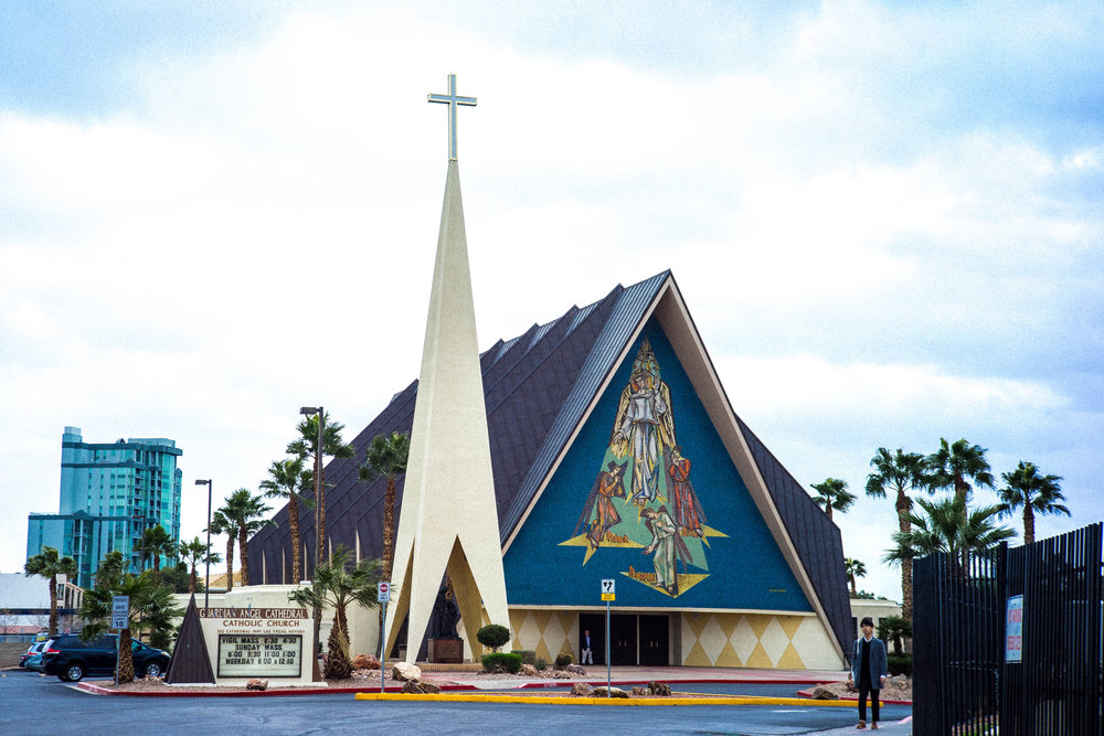 The Guardian Angel Church