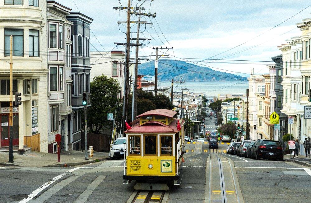 市區纜車遊