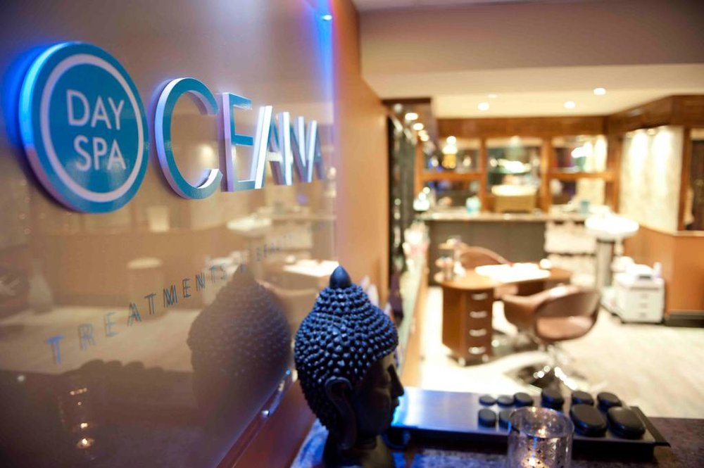 Image from The Oceana Day Spa website