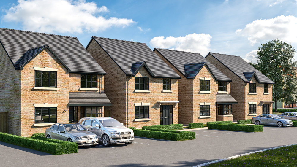 The Cedars - a new luxury development in South Buckinghamshire