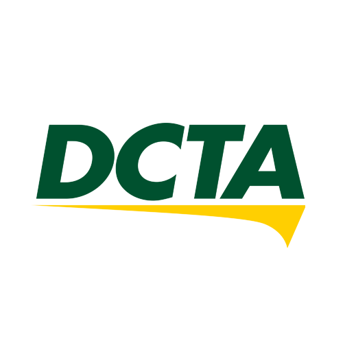Denton County Transit Authority (DCTA) Logo