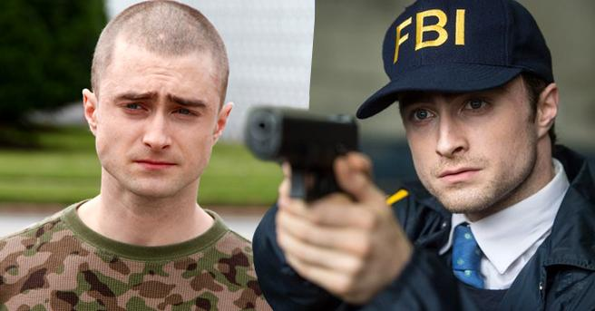 Daniel Radcliffe as an undercover FBI agent in  Imperium  (2016), directed by Daniel Ragussis. Photo by Jacob Coppage