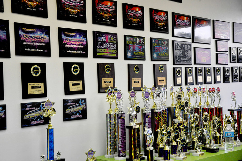 Dedrick's Dance District Studio Awards