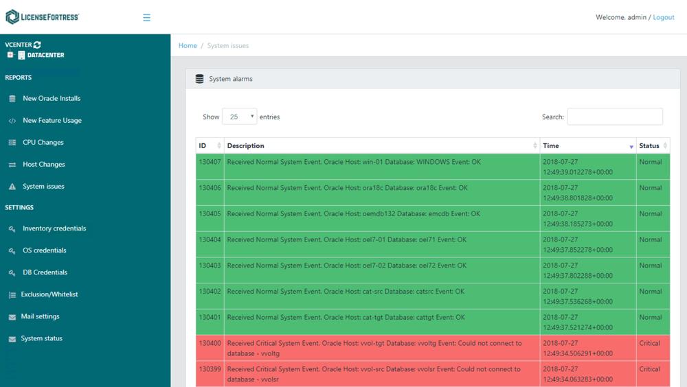 Software Asset Management Tool Portal