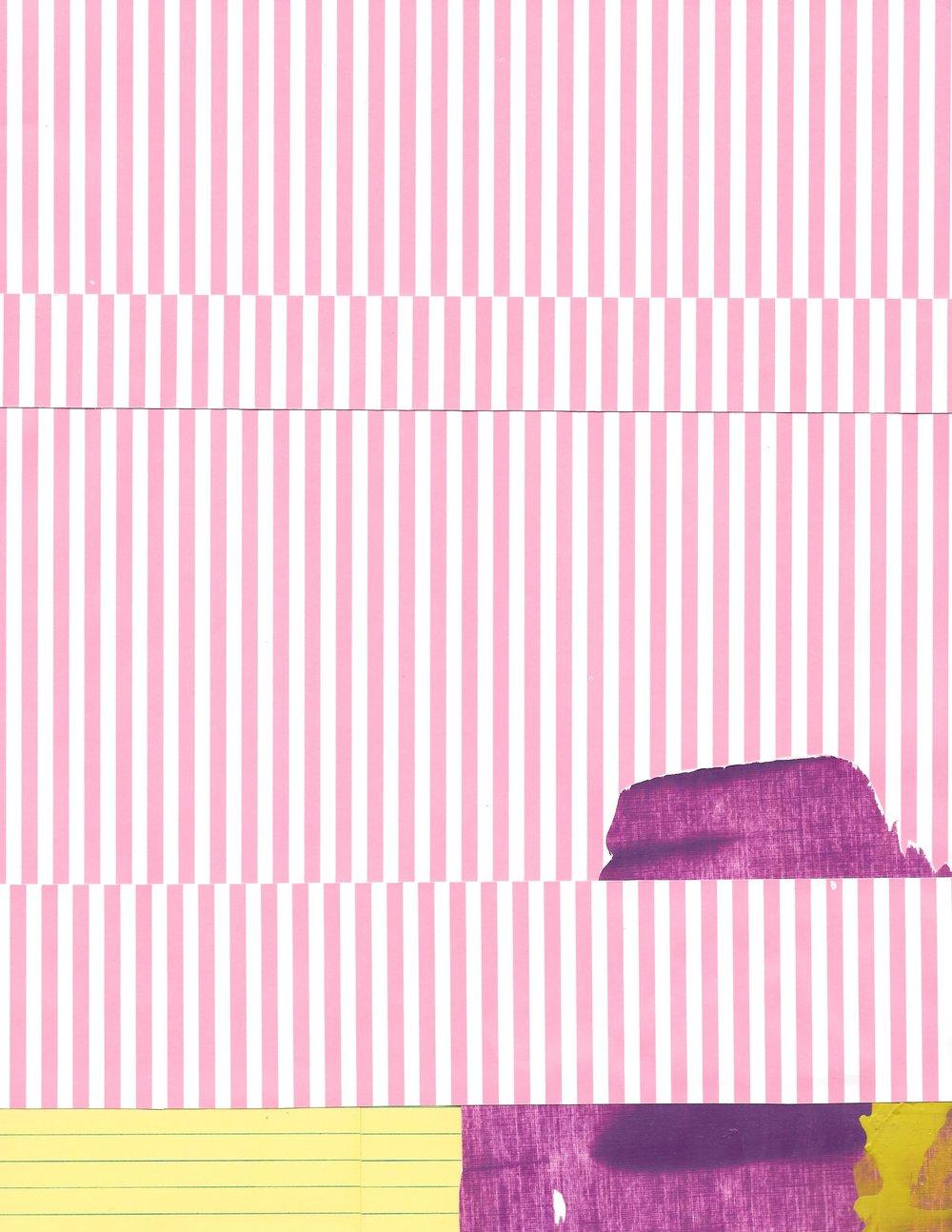 Pink aguacero