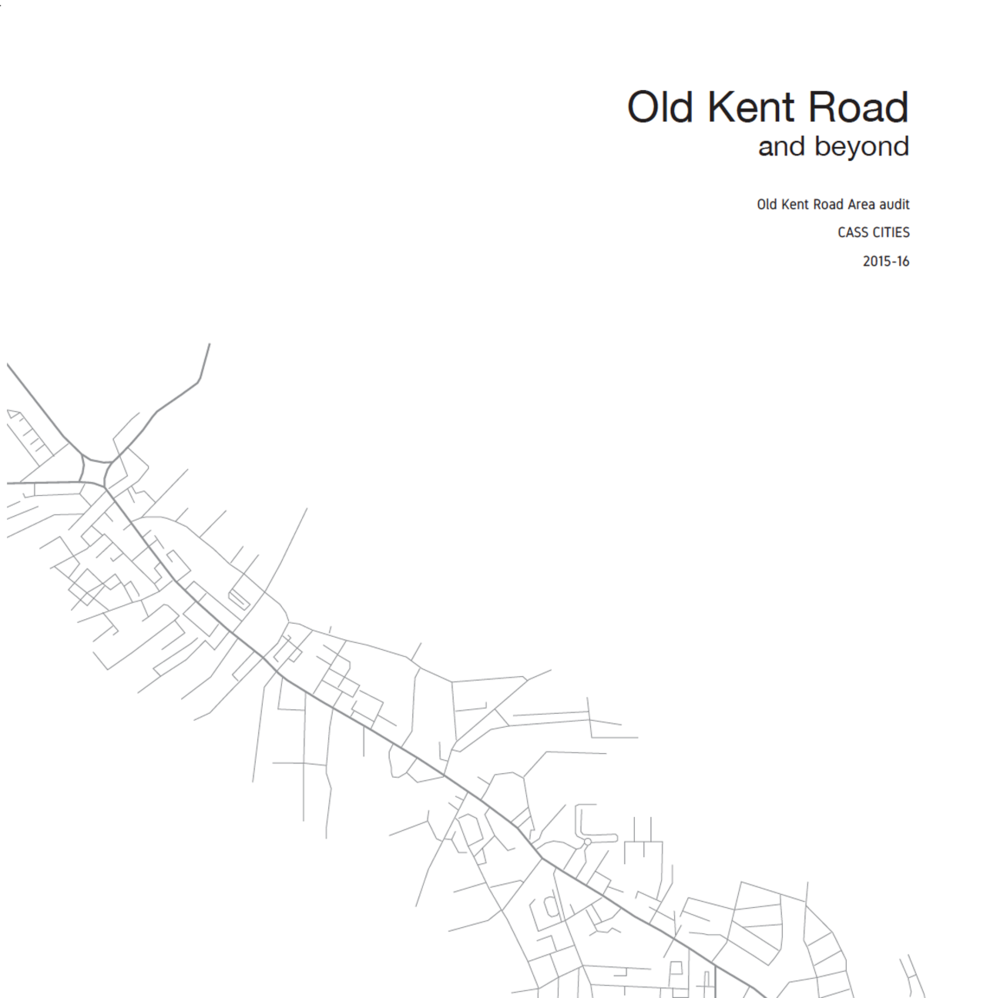 Old Kent Road Audit 2015/16
