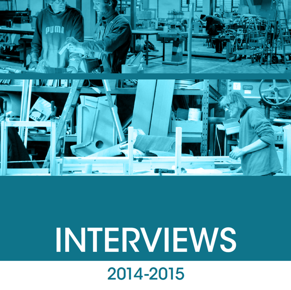 Lea Valley Business Interviews 2014/15