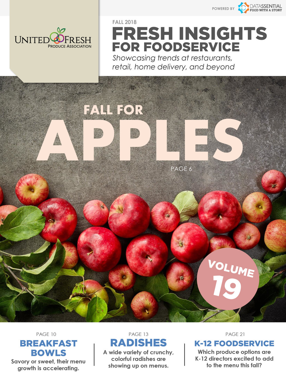 Fresh Insights: Fall 18 - United Fresh Produce Association