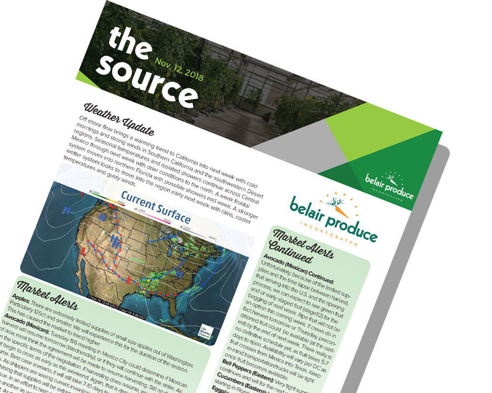 The Source - Nov, 12th, 2018