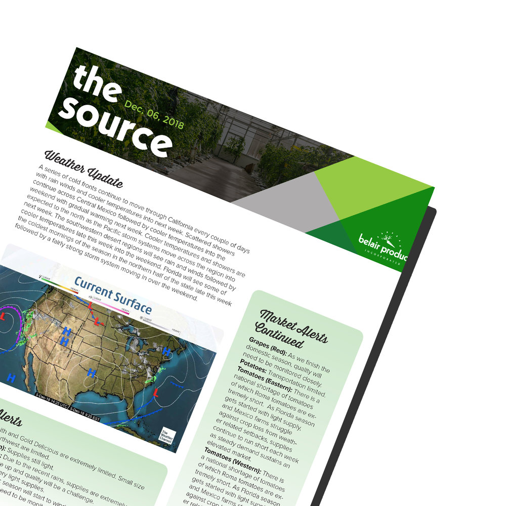 The Source - December, 6th, 2018
