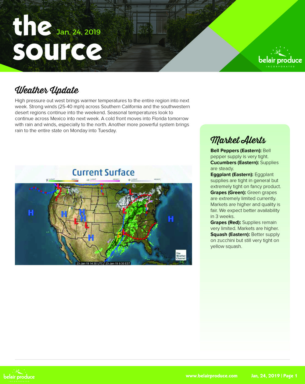 The Source: Jan,24th -