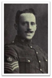 Sergeant-Major Frederick Hall