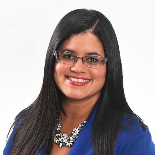 Yaritza Figueroa  Quality & Customer Service Manager
