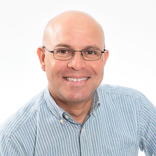 Mario González  Finance & Logistics Director
