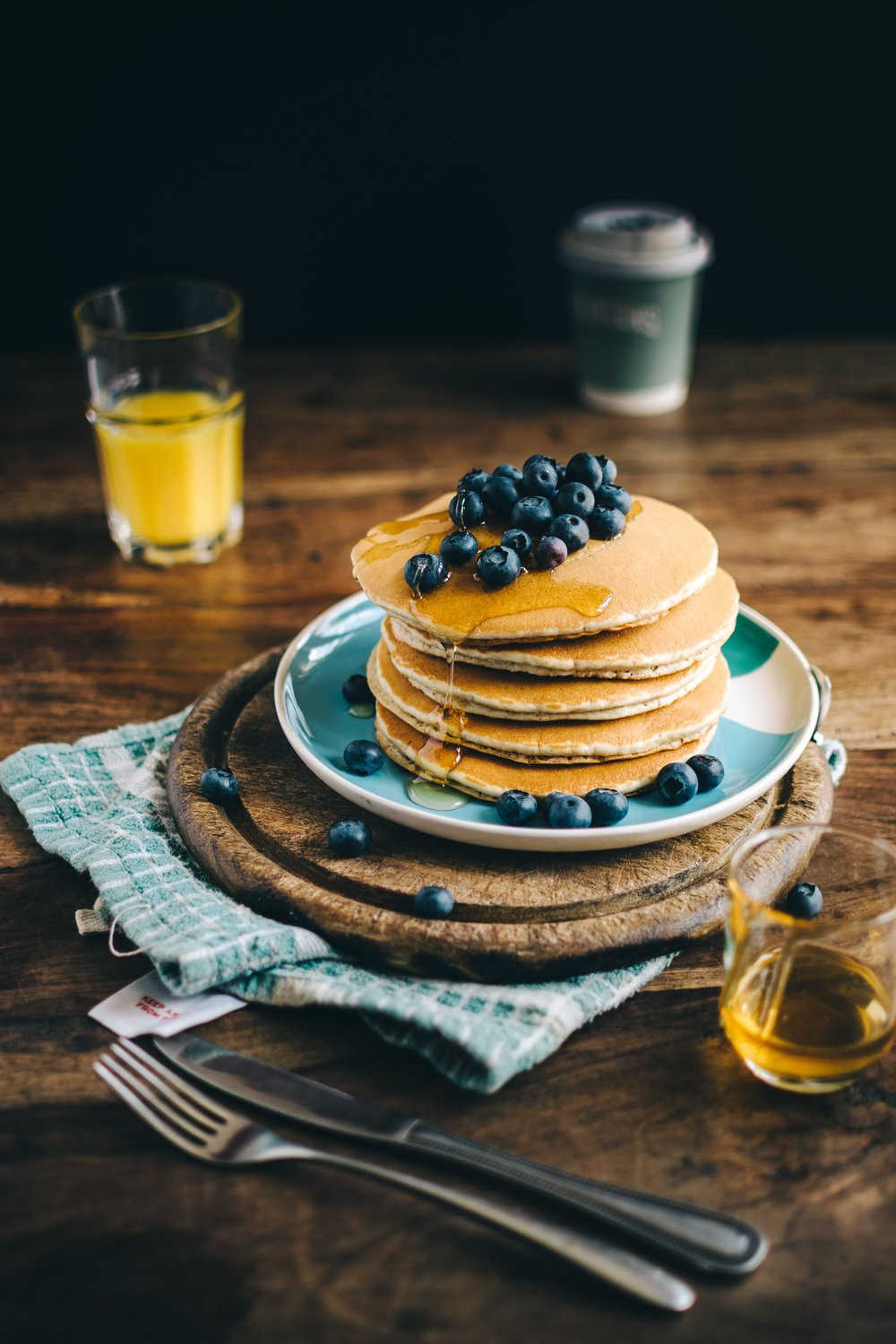 Men's Pancake Breakfast           -