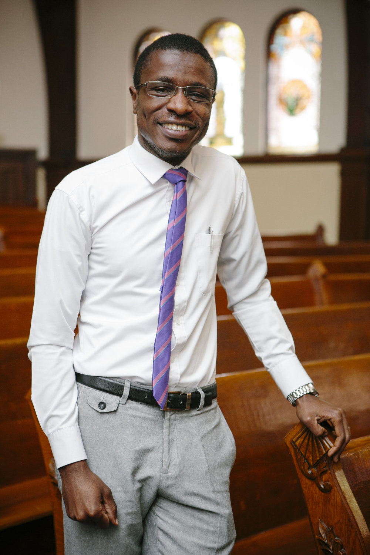 Steven Shitemi - Associate Pastor