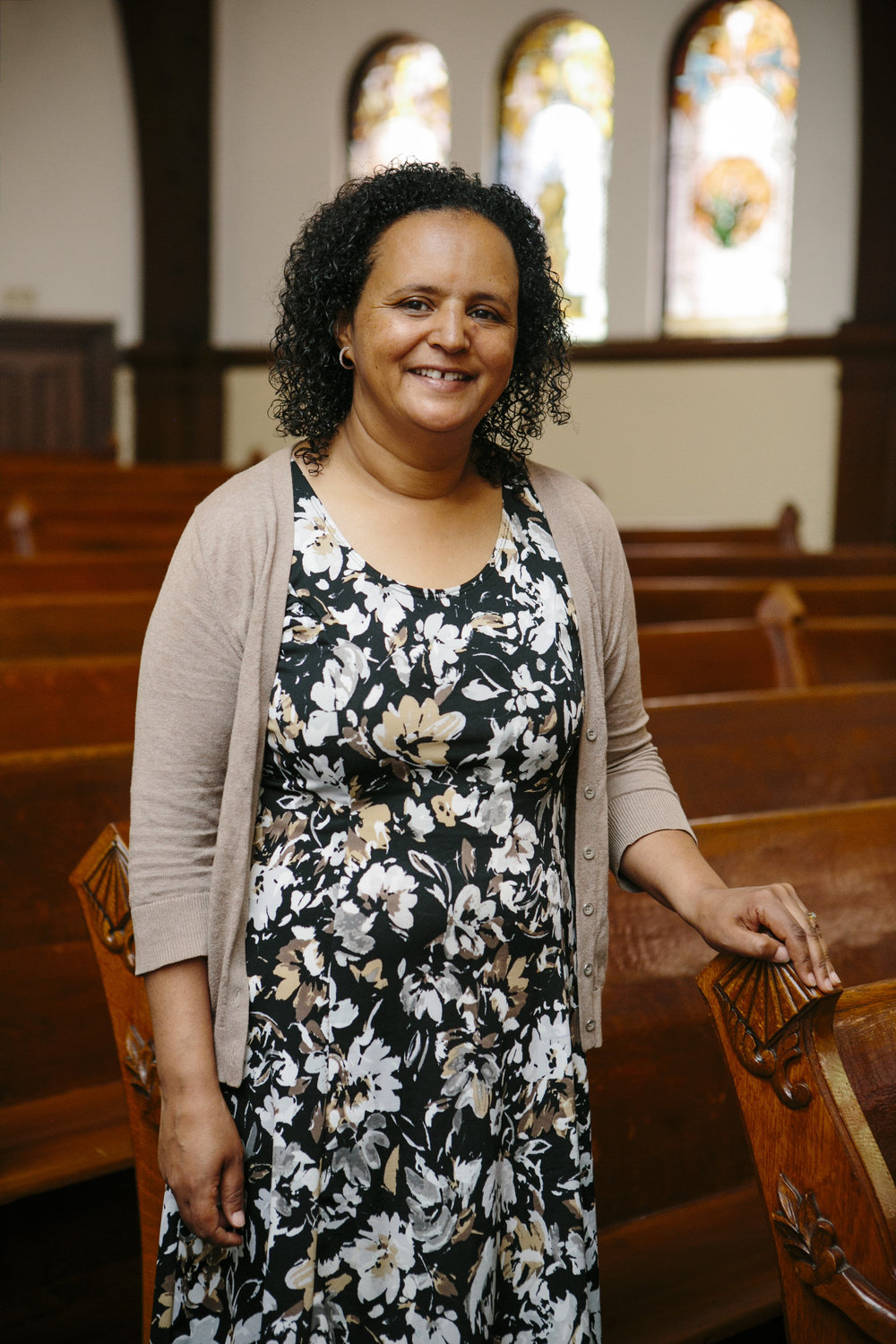 Rahel Zewde - Director of Children and Family Ministry