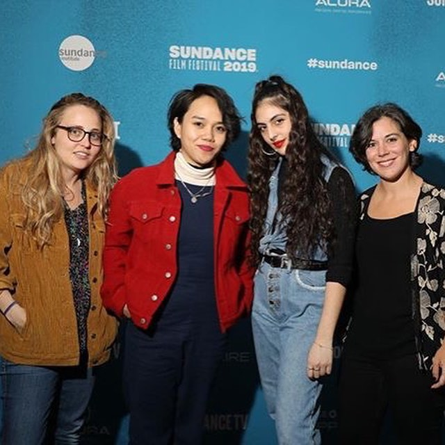 Had an inspiring and amazing week at Sundance Film Festival, and what a gift to share it with such great friends!  Thank you @maryelista for getting us all there! ❤️ . .  #cinematography #femalecinematographer #sundance #parkcity #franthissummer #film #friends #love #grateful