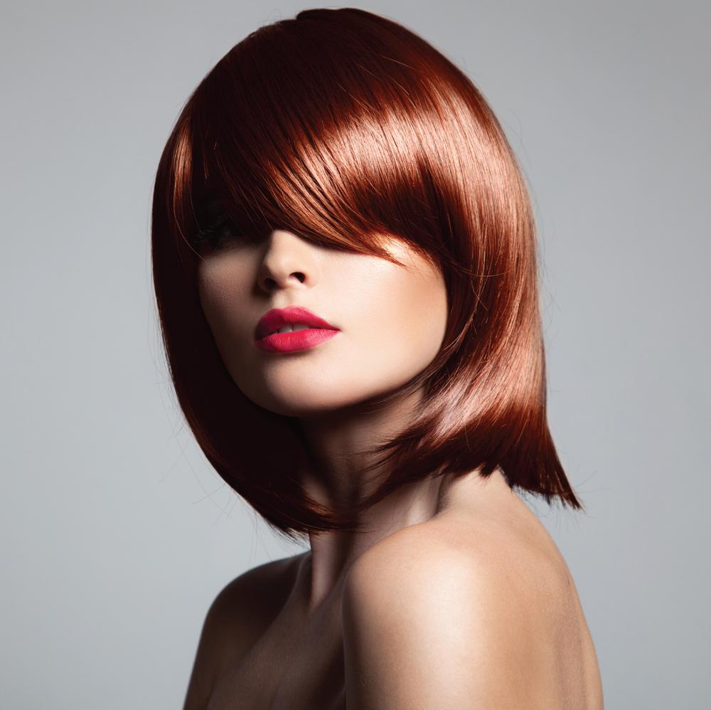 Окрашивание волос фото причесок