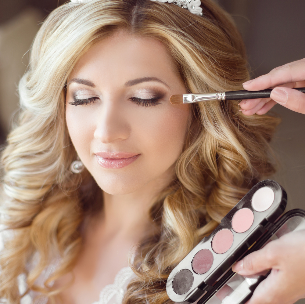 Makeup  for weddings or special events